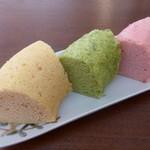 シャールベルベ - シフォンケーキ