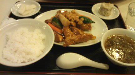 中国料理 華