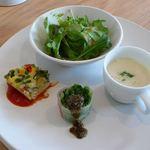 つくる。 - 野菜デリ&スーププレート