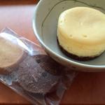 パティスリー アニバーサリー - クッキーとまごころチーズ