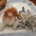 味菜 - 2015.2ぶり塩焼き