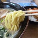麺屋 達 - '15/02/21 麺アップ