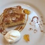 ノーホエア - アーモンドチーズケーキ♡