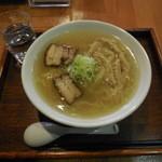麺家 西陣 - 中華そば快速¥700-