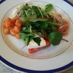 伊太利庵厨房 四季の庭 - *前菜