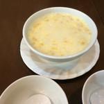 美食苑 - コーンスープ