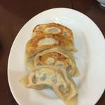 美食苑 - 大きな餃子!あっさり系