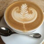 コーヒーファクトリー  - カプチーノ