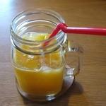 chama - オレンジジュース
