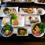 うに清 - 磯料理 竹 ¥3,000