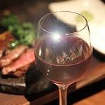 福の花 - 赤ワイン