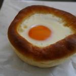 ラパン - チキンと玉子の親子パン(160円)