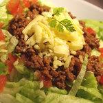 ルーディリシャス - シャキシャキレタスが美味しいタコライス