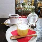 ルスルス - 料理写真:プリン、コーヒー