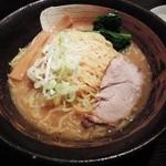 天虎 - 【再訪】135+麺大盛