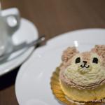 ダルマット - くまさんケーキ【2015年2月】