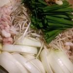 もつ鍋 慶州 - 塩