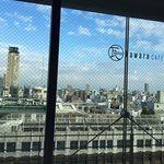 kawara CAFE&DINING - 9階からの見晴しのいいお席