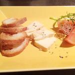ハイド アンド シーク - 贅沢フレンチコース 前菜