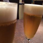 ハイド アンド シーク - グラスビール