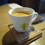 ウッドプロ - コーヒー