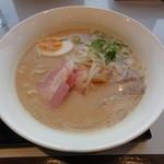 ラーメン ダルマ - 料理写真:ベジ豚骨醤油ラーメン