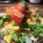 バンビーナ イタリアン酒場食堂 - ランチサラダ