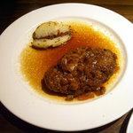 DINING APPAYAN - 「自家製ハンバーグ 和風ソース」800円