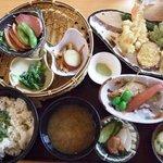 3527781 - 季節の野菜御膳¥1680