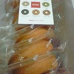 "miel  ""baked donut"" - ハッピーセブン(プレーン)"