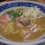 豊国製麺所 - 角煮ラーメン(@500円)