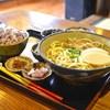 真壁ちなー - 料理写真:沖縄そば定食