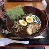 にんたまラーメン - 料理写真:プレミアム黒にんたま