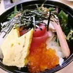 無添くら寿司 - 魚介海鮮丼