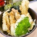 無添くら寿司 - すしやの天丼
