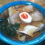 石井食堂 - チャーシューメン¥850