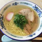 望岳荘 - 塩ラーメン600円
