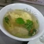大養軒 - スープ