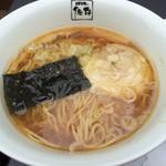 35272997 - 醤油らぁ麺