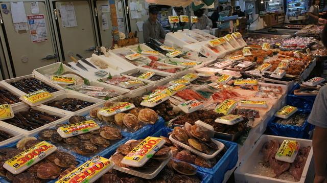 八食センター - 長苗代/魚介料理...