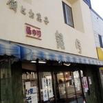35273601 - 電車道路に面したお店です 2015.02