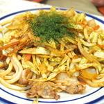35275211 - 焼きうどん・肉(しょうゆ味)