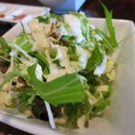トラットリア ナティーボ - サラダ