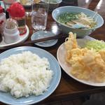 三国林店 - ラーメン定食