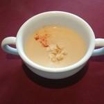 桜秋桜 - 本日のスープ 優しいお味