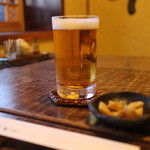 竹やぶ - 生ビール