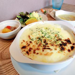 ソラ食堂 - 料理写真:カレードリア(ランチ)