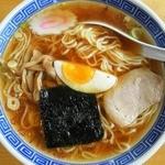 もりや食堂 - ラーメン¥530