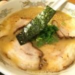 みゆき食堂 - チャーシュー麺