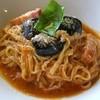 SCIANTO - 料理写真:茄子とベーコンのトマトソース